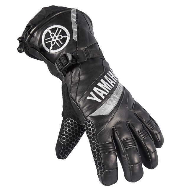 Men's Yamaha Snowmobile Gloves