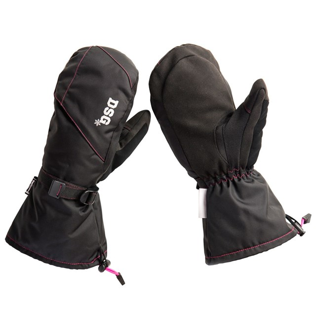 Women's Yamaha Snowmobile Mittens