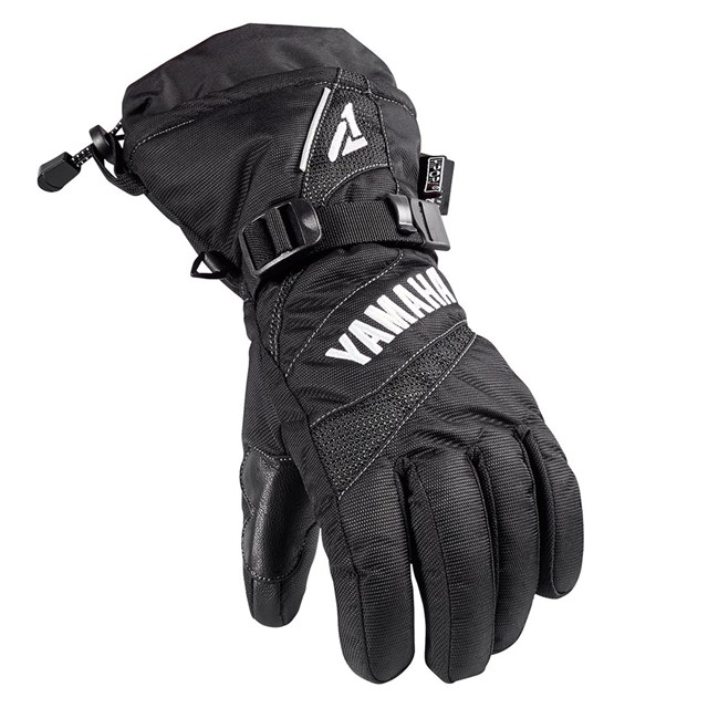 Kids Yamaha Snowmobile Gloves